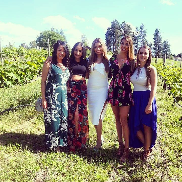 Bachelorette Wine Tour