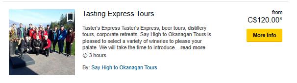 Tasters Express-TripAdvisor Special Prices